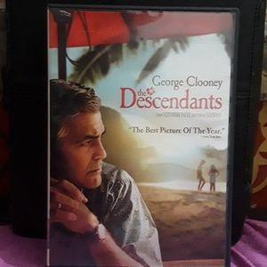 George Clooney The Descendants DVD